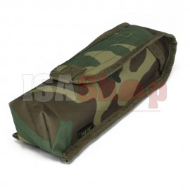 Molle Gasfles Pouch Woodland