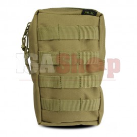 Molle Upright Pouch Khaki