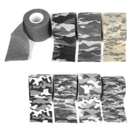 Stretch Bandage MARPAT Woodland