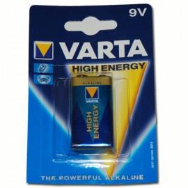 VARTA 9 Volt Batterij
