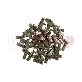 Index Clips 60pcs OD