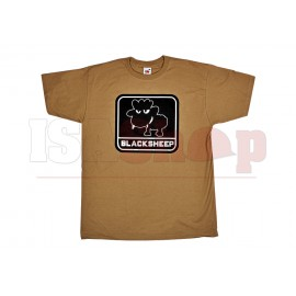 Blacksheep T-Shirt Khaki
