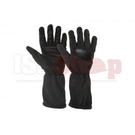 Kevlar Operator Gloves Black
