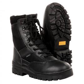 Sniper Boots Black