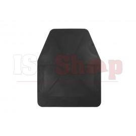 SAPI Dummy Ballistic Plate Black