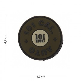 101 Inc Cal. Auto PVC Patch