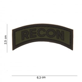 Recon Tab PVC Patch