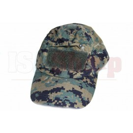 Tactical Baseball Cap MARPAT Woodland