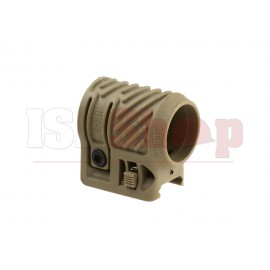 Picatinny Flashlight Adaptor Khaki