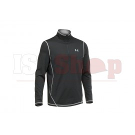 UA ColdGear Evo 1/4 Zip Black