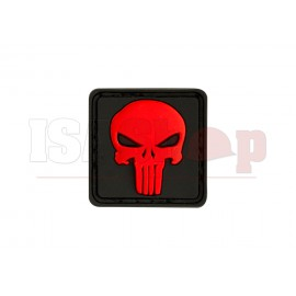 Punisher Rubber Patch Blackmedic