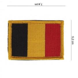 Emblem Flag Belgium