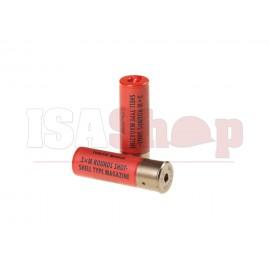 Shotgun Shells 2pcs 30rds Red
