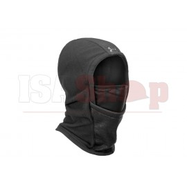 UA ColdGear 2 Way Fleece Hood Black
