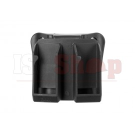 BDMP Break Away Double Magazine Carrier Glock Black