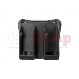 BDMP Break Away Double Magazine Carrier Glock Black