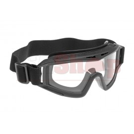 DLG Goggles Clear Black