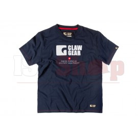 Claw Gear Tee Navy