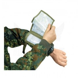 Molle Wrist Office Pouch Woodland