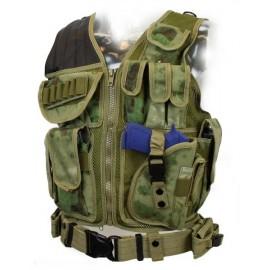 Predator Tactical Vest A-TACS FG