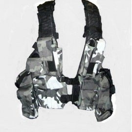 South African Assault Vest Urban
