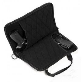 Double Pistol Bag Black