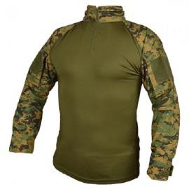 UBAC Shirt MARPAT Woodland