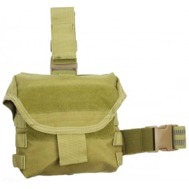 Dropleg Bag Khaki