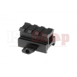 Medium Profile 3-Slot Twist Lock Riser Mount
