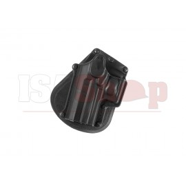 Paddle Holster H&K USP Compact Left Handed