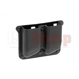 Polymer Double Pistol Mag Pouch