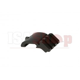 GS Offset Light Mount Black
