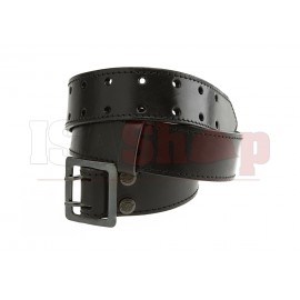Leather Belt 45mm Black