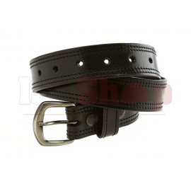 Leather Belt 40mm Black