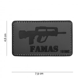 FAMAS PVC Patch