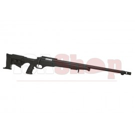 SR-5 Sniper Rifle Black Upgraded