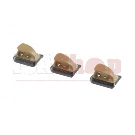 3pcs Rapid Plate for Marui FDE