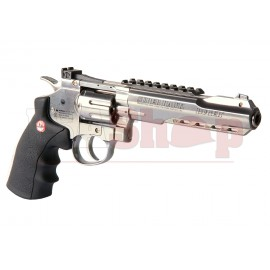6 Inch SuperHawk Chrom Full Metal Co2
