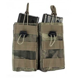 Molle Mag Pouch Open A-TACS AU