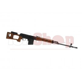 SVD Bolt-Action Wood Pattern