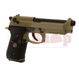 M9A1 Desert Full Metal GBB