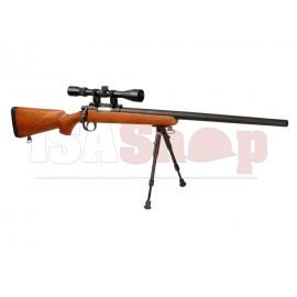 SR-1 Sniper Rifle Set