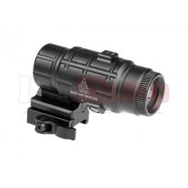 3x Flip-to-Side QD Magnifier Adjustable TS