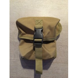 Molle Ration Pouch Black