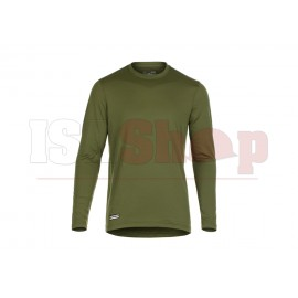 UA Tactical HeatGear Tech Long Sleeve Tee OD