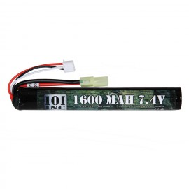 LiPo Battery 7.4v 1600mah