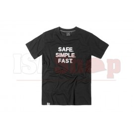 Safe Simple Fast T-Shirt