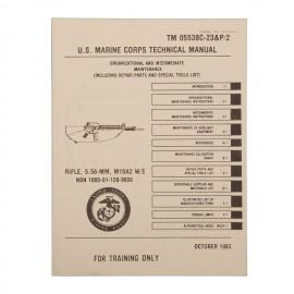 Boek M16A2 Manual