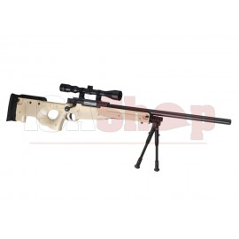 L96 Sniper Rifle Set Upgraded Coyote