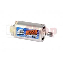 M120 High Speed Motor Short Type
